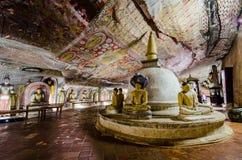 Dambulla, Sri Lanka, Asien stockfotografie