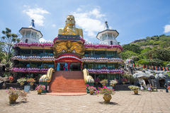 dambulla złota lanka sri świątynia Zdjęcie Stock