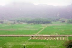 Damda dolina, Hoabinh, Wietnam Zdjęcie Stock