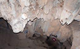 Damda grotta, Hoabinh, Vietnam Fotografering för Bildbyråer