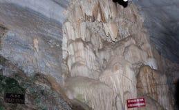 Damda grotta, Hoabinh, Vietnam Royaltyfria Bilder