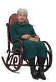 Dame âgée Photo stock