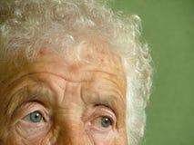 Dame âgée images libres de droits
