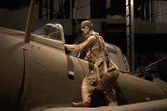 Dame blanche A-24 Photo libre de droits