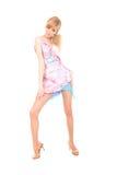 Dame de danse Images stock