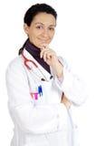 Dame Doctor stock fotografie