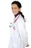 Dame Doktor Stockfoto