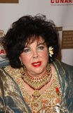 Dame Elizabeth Taylor Stock Photography