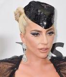 Dame Gaga bij première van een Ster is Geboren bij Internationaal de Filmfestival 2018 van Toronto royalty-vrije stock afbeelding