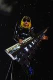 Dame Gaga Live Feb_28_2011 stock afbeelding