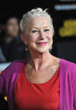 Dame Helen Mirren Photographie stock