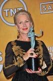 Dame Helen Mirren Royalty-vrije Stock Afbeeldingen