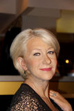 Dame Helen Mirren a signora Tussauds Immagini Stock