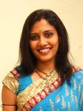dame indienne Images libres de droits