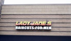 Dame Janes Haircuts voor Mensen, Murfreesboro, TN royalty-vrije stock afbeelding