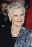 Dame Judi Dench Royalty Free Stock Photography