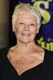 Judi Dench Stock Photo
