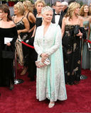 (Dame) Judi Dench Royalty Free Stock Image