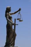 Dame Justice stock afbeeldingen