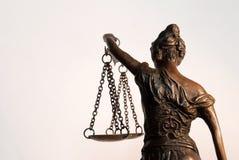 Dame Justice - Temida - Themis Stockfoto