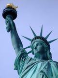 Dame Liberty stockfoto
