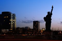 Dame Liberty Lizenzfreie Stockbilder