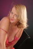 Dame mûre sexy Photo libre de droits