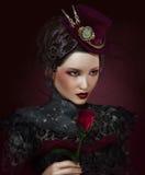 Dame Rose Royalty-vrije Stock Afbeelding