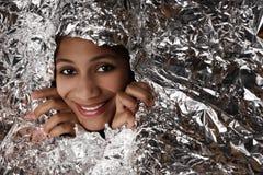 Dame-Schokolade Lizenzfreies Stockfoto