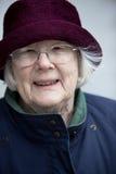 Dame Smiling Stock Fotografie
