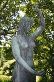 Dame Statue Lizenzfreie Stockfotografie
