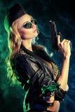 Damenpfadfinder Lizenzfreie Stockfotografie