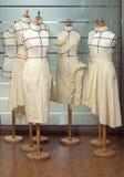 Damenschneiderinattrappen/Mannequin Lizenzfreies Stockbild