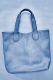 Dames Grey Handbag images libres de droits