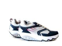 Dames modifiant la tonalité des chaussures Photos libres de droits