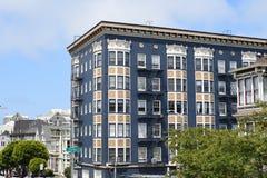 Dames peintes, San Francisco, la Californie photographie stock libre de droits