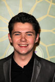 Damian McGinty at the FOX All-Star Party, Castle Green, Pasadena, CA 01-08-12. Damian McGinty  at the FOX All-Star Party, Castle Green, Pasadena, CA 01-08-12 Royalty Free Stock Photography