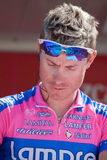Damiano Cunego at Vuelta 2012 Stock Photography