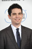 Damien Chazelle. SANTA MONICA, CA - FEBRUARY 21, 2015: Damien Chazelle at the 30th Annual Film Independent Spirit Awards on the beach in Santa Monica Royalty Free Stock Photography