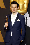 Damien Chazelle. At the 89th Annual Academy Awards - Press Room held at the Hollywood and Highland Center in Hollywood, USA on February 26, 2017 Stock Photo