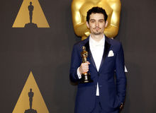 Damien Chazelle Royalty Free Stock Photography