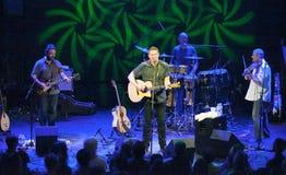 Damien Dempsey на Bowery бальном зале Стоковые Изображения RF