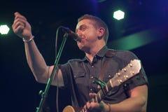 Damien Dempsey на Bowery бальном зале Стоковое Изображение RF