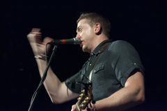 Damien Dempsey at Bowery Ballroom Stock Photography