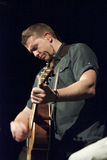 Damien Dempsey at Bowery Ballroom. Damien Dempsey, the voice of Ireland, fills New York City's Bowery Ballroom, Saturday the 7th of September 2013 Royalty Free Stock Photography