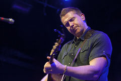 Damien Dempsey at Bowery Ballroom Royalty Free Stock Photos