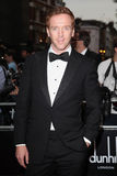 Damien Lewis. Arriving for the 2012 GQ Men Of The Year Awards, Royal Opera House, London. 05/09/2012 Picture by: Alexandra Glen / Featureflash Royalty Free Stock Image