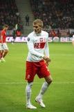 Damien Perquis (FC Sochaux) Photographie stock