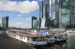 Damm des Moskaus lizenzfreie stockfotografie