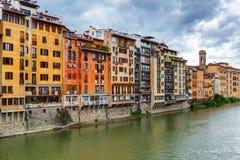 Damm in Florenz Lizenzfreies Stockfoto